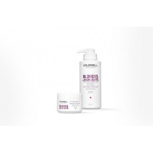 Dualsenses Blondes & Highlights Anti-Yellow 60sec Treatment 200mL