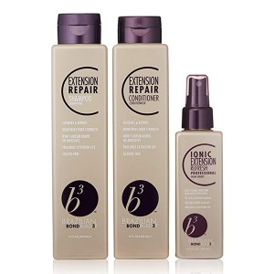 B3 Extension Shampoo/Conditioner/Refresh Trio Pack